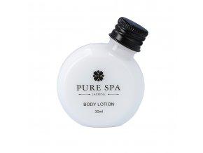 Pure Spa tělové mléko 30 ml