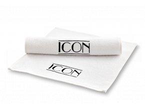 Ručník ICON 30 x 30 cm, 500 g/m2, nízký vlas