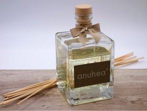 Vonné tyčinky - Vanilka&Verbena ve skleněném difuzéru 400 ml