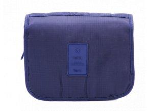 Kosmetická taška, modrá