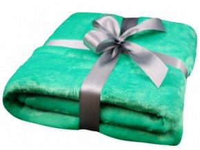 zelena deka detail
