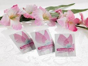 Jednorázový gel pro intimní hygienu