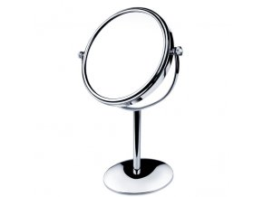 Kosmetické zrcadlo na stopce, oboustranné