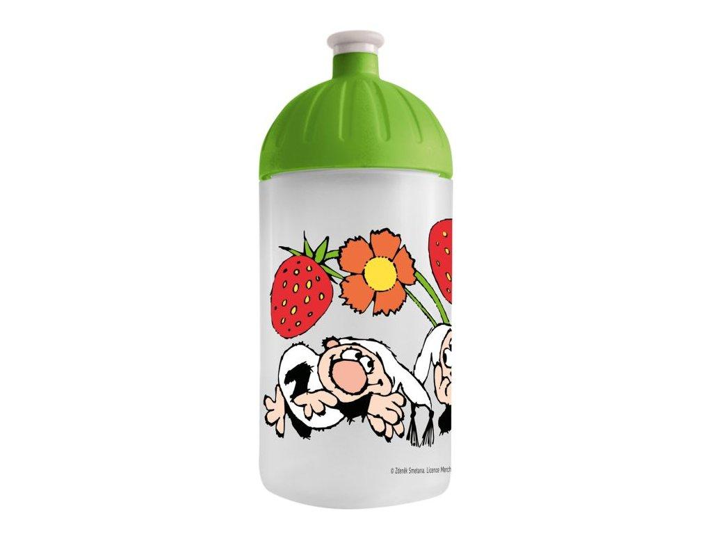 FreeWater lahev 0,5l Křemílek+Vochomůrka