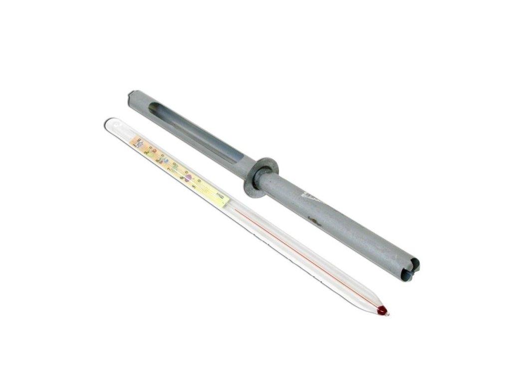 Zavařovací teploměr dlouhý 44cm