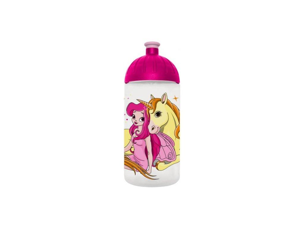 FreeWater lahev 0,5l JEDNOROŽEC