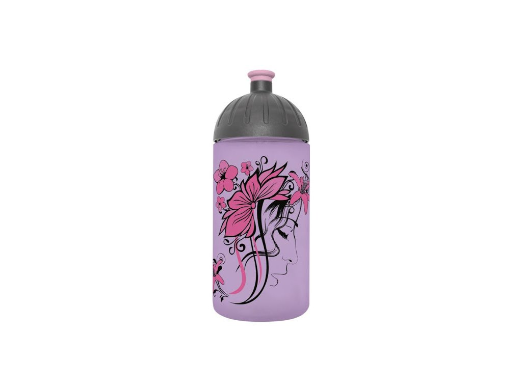 FreeWater lahev 0,5l  BEAUTY lila
