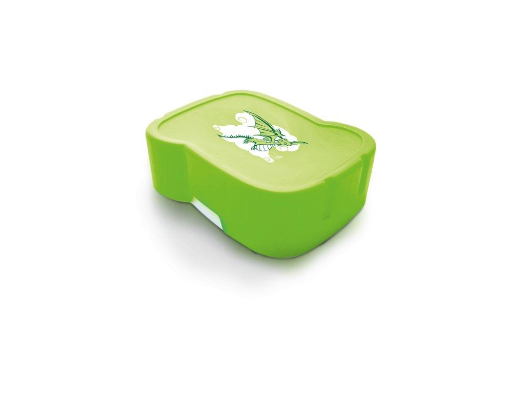 FreeWater box 0,8/1,2l DRAK zelená