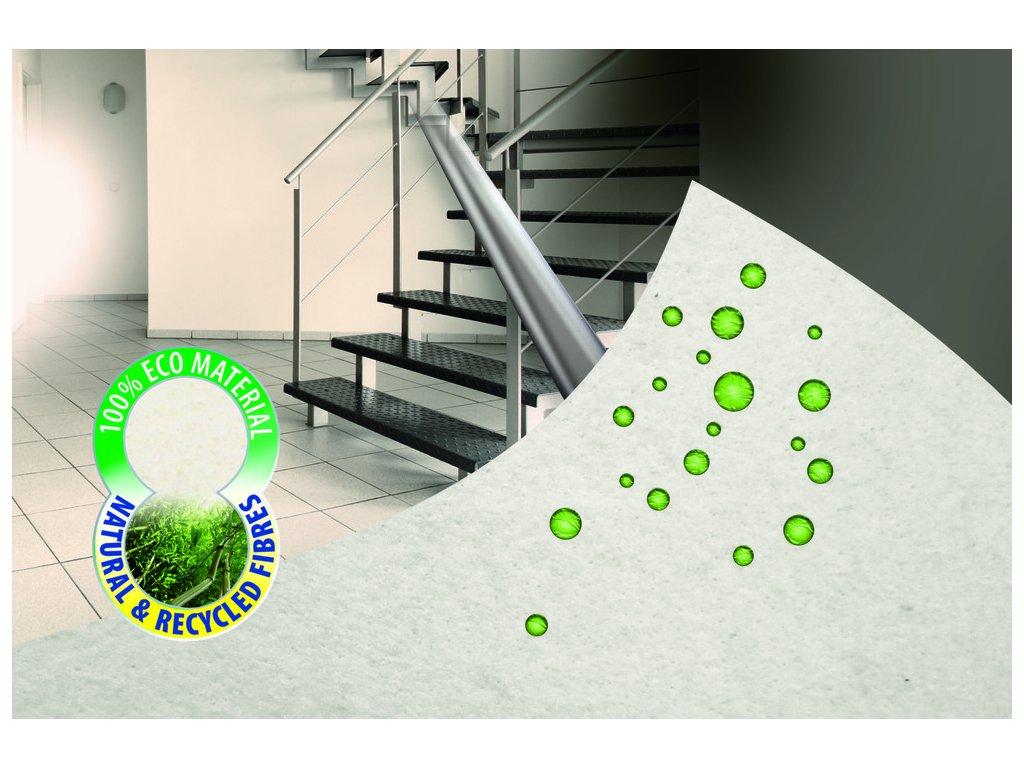 Hadr na podlahu Leifheit EcoPerfect 40006