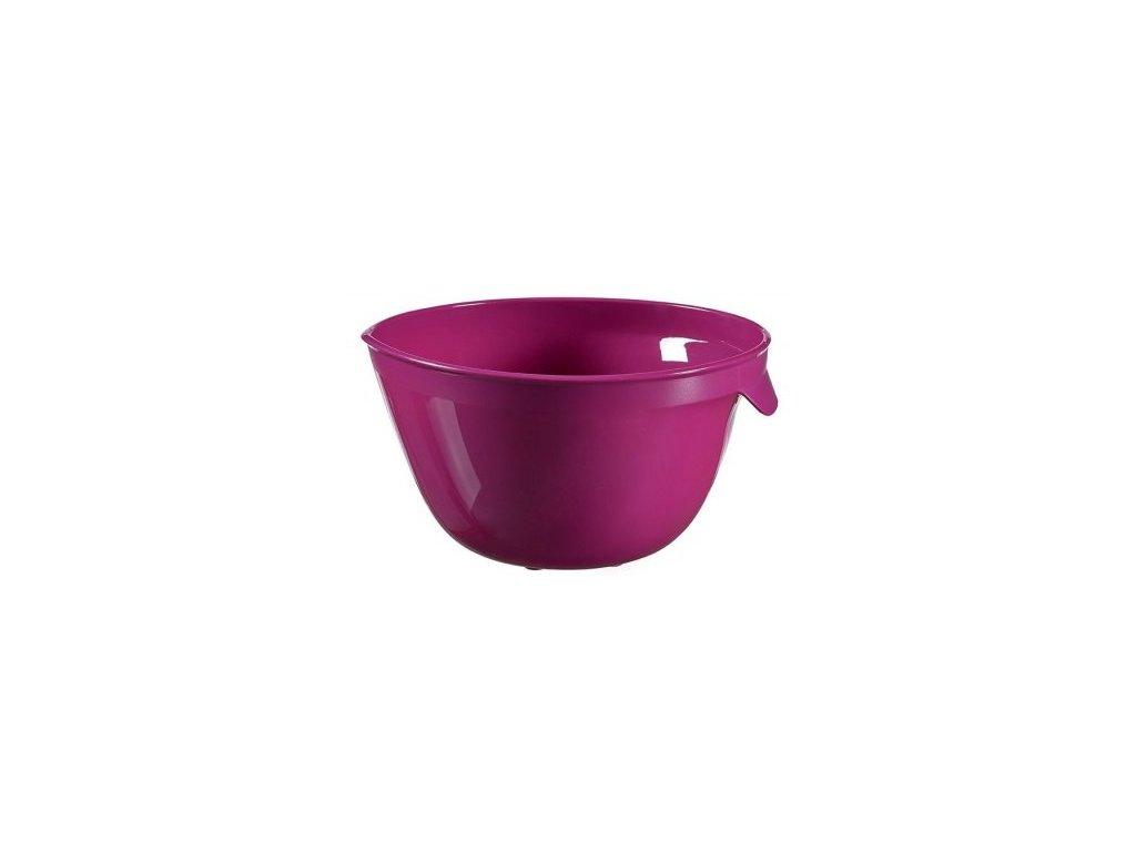 Šlehací miska Essential 2,5l fialová