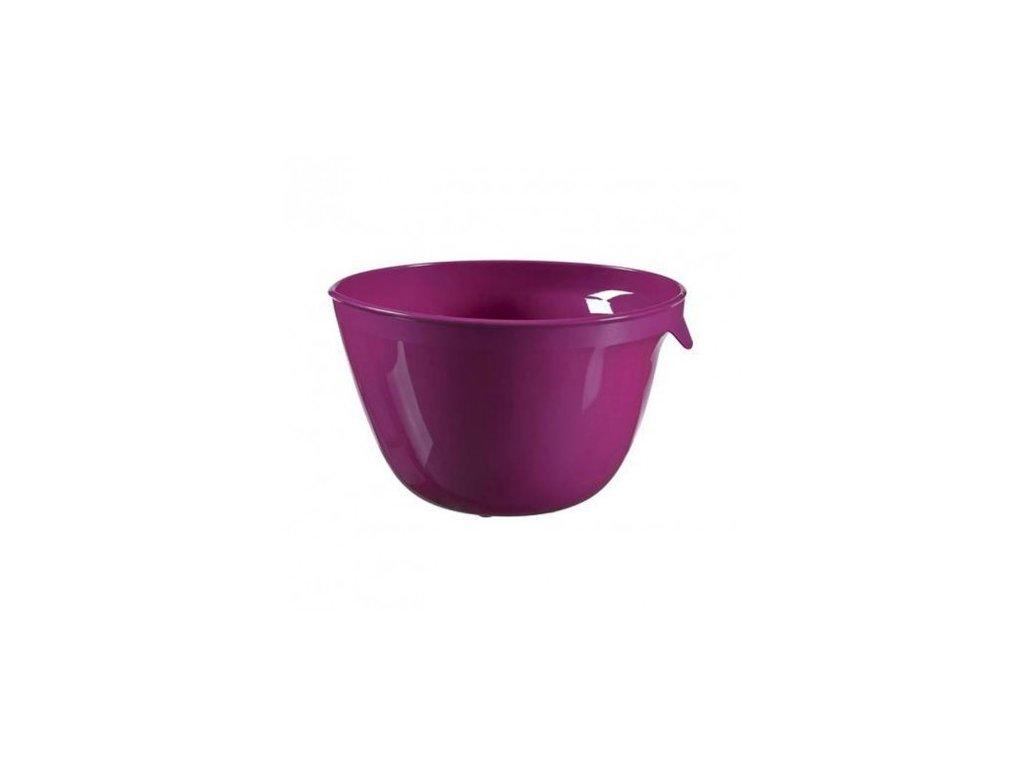 Šlehací miska Essential 3,5l fialová