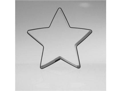 Vykrajovátko hvězda 5 cípů - 6 cm