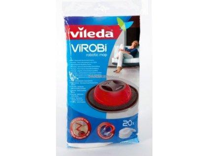 Vileda Virobi robotický mop náhrada 20 ks
