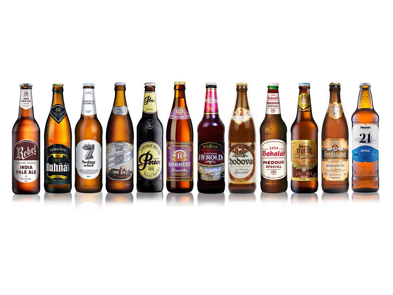 Jak jsem kupoval pivní speciály