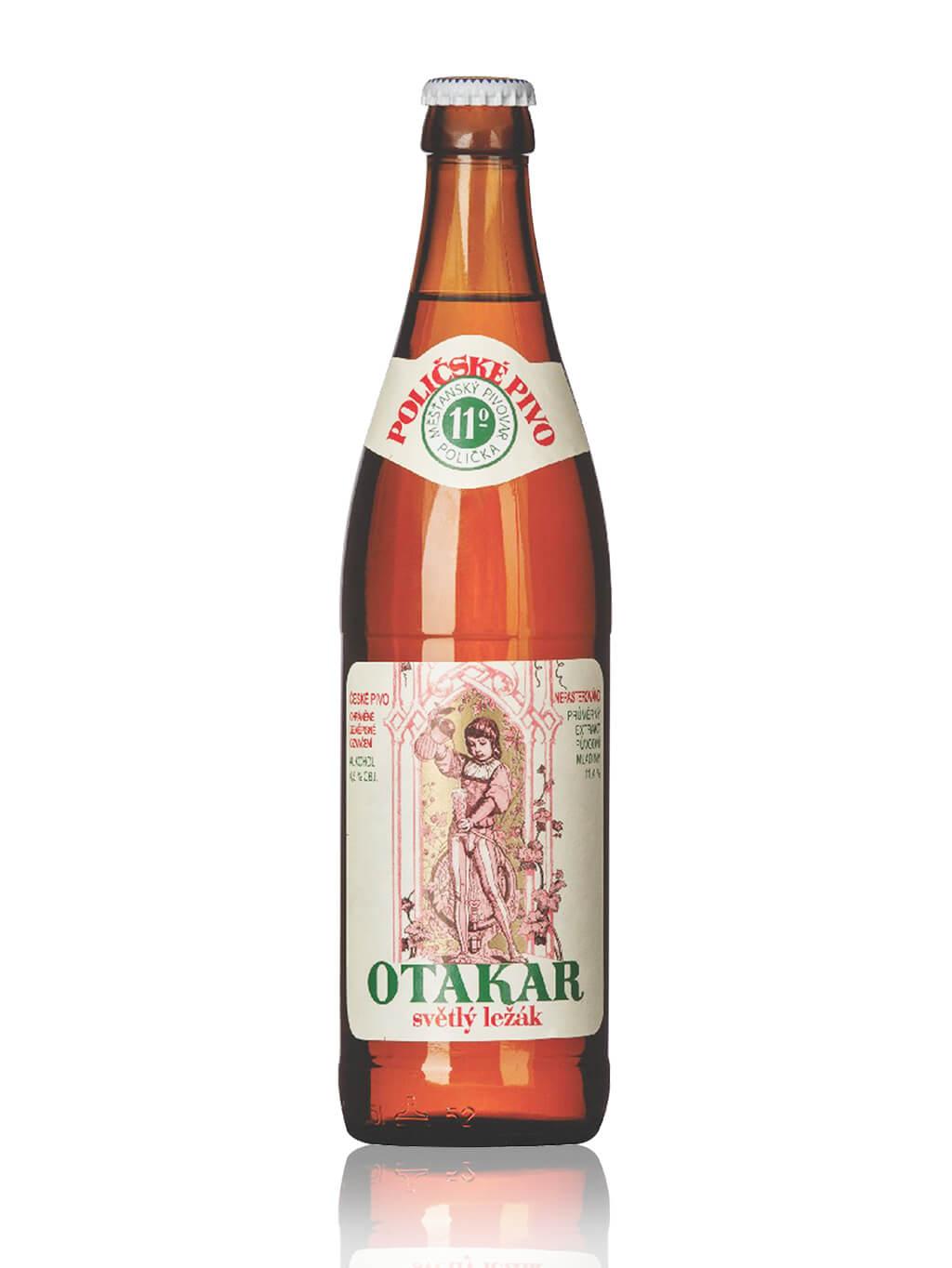 Polička-Otakar-světlý-ležák