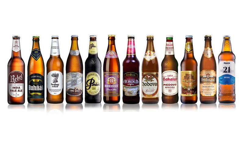 speciální piva