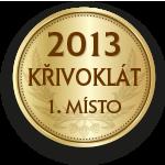 medaile_2013_1-misto_Krivoklat