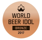 Bronzov%C3%A1%20medaile%20World%20Beer%20Idol%202017%20Vienna%20Lager