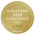Zlat%C3%A1%20medaile%20European%20Beer%20Challenge%202019%20Bohemian%20Pilsner