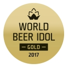 Zlat%C3%A1%20medaile%20World%20Beer%20Idol%202017%20German%20-%20Style%20Hefeweizen
