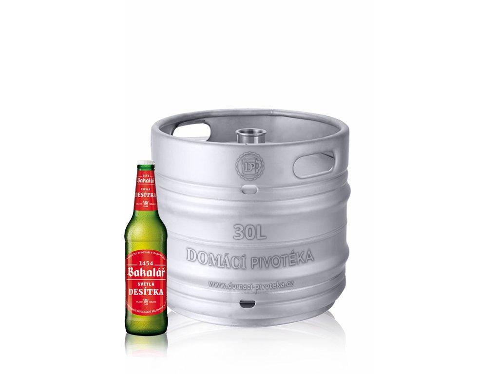pivo bakalar 30l sud