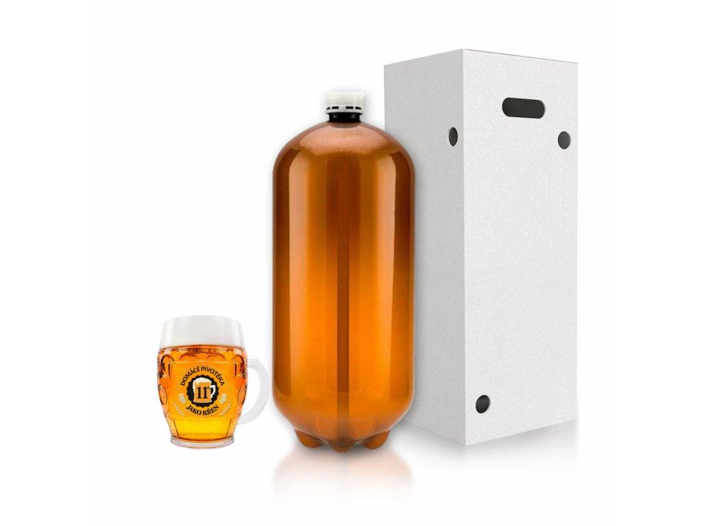 petainer pivo jako kren 20l