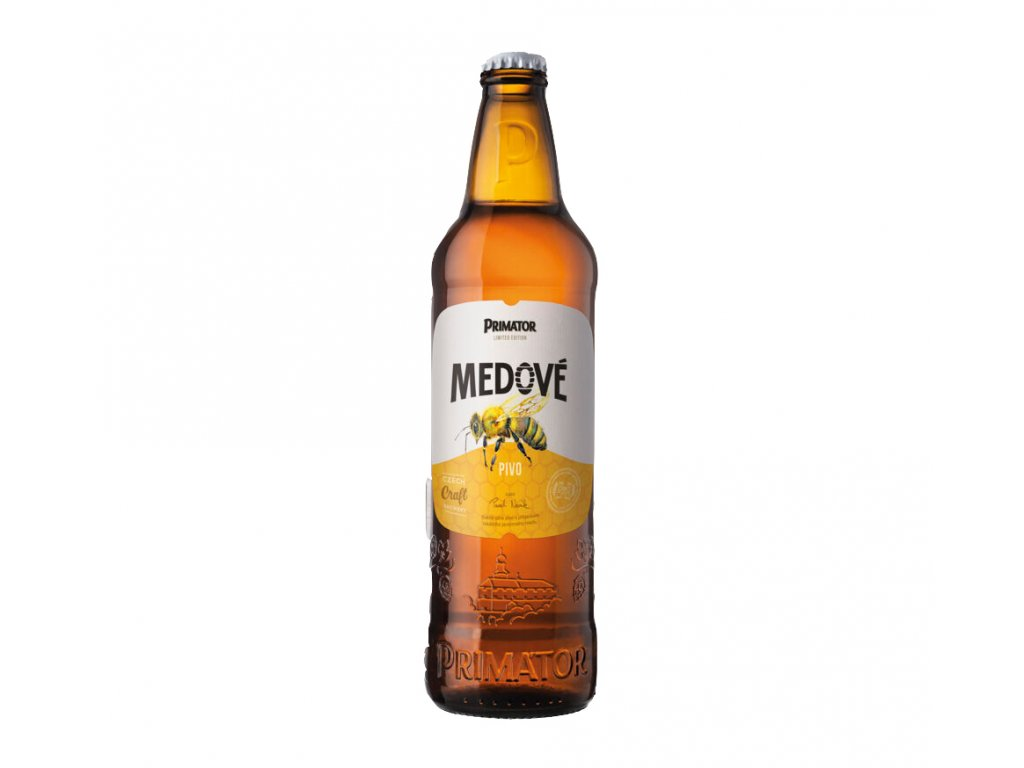 medove pivo primator