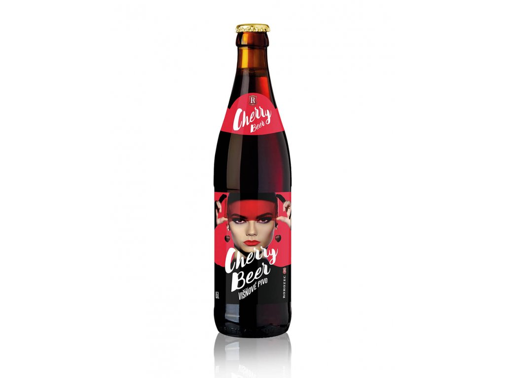 Rohozec cherry beer