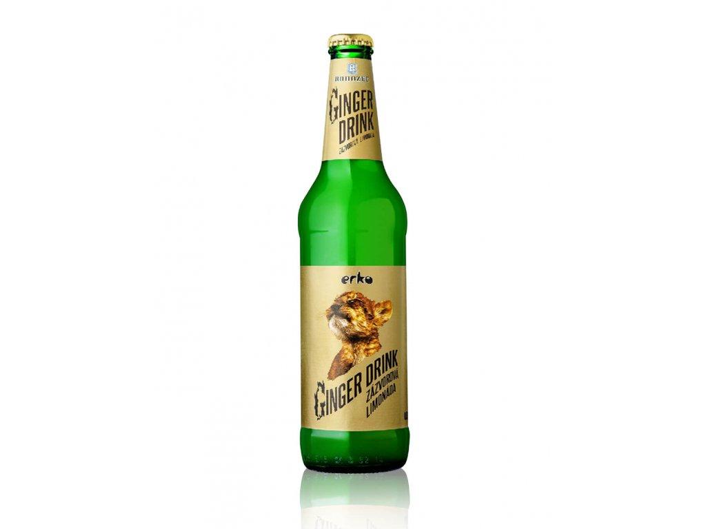 Rohozec ginger beer