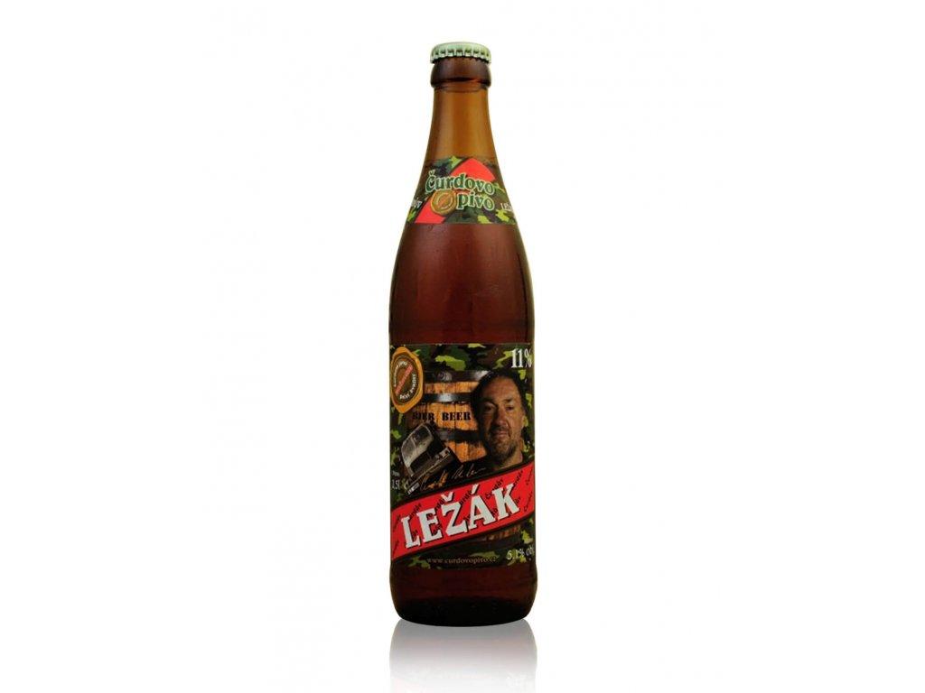 Čurdovo pivo ležák