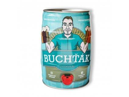 Buchťák Mulat 12° - Soudek piva 5L