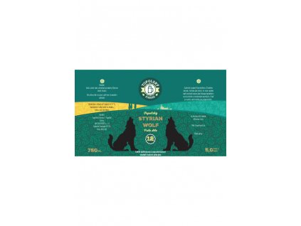 Styrian Wolf pale ale 12
