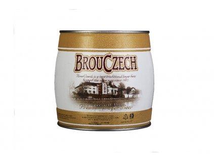 NOVÁ PAKA BROUCZECH - 3L PIVNÍ SOUDEK