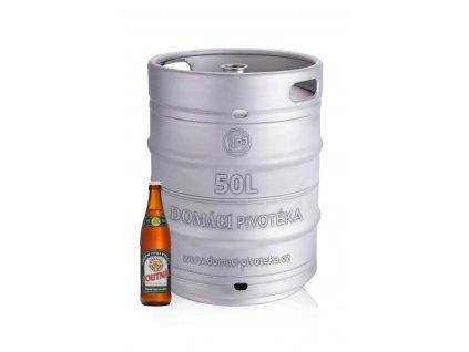 poutnik lezak horky 50l sud piva