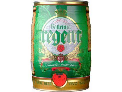 Regent Premium světlý - soudek 5L