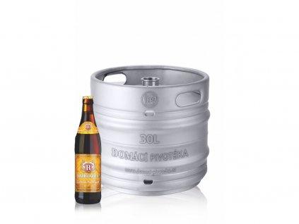 rohozec rezana jedenactka 30l sud piva