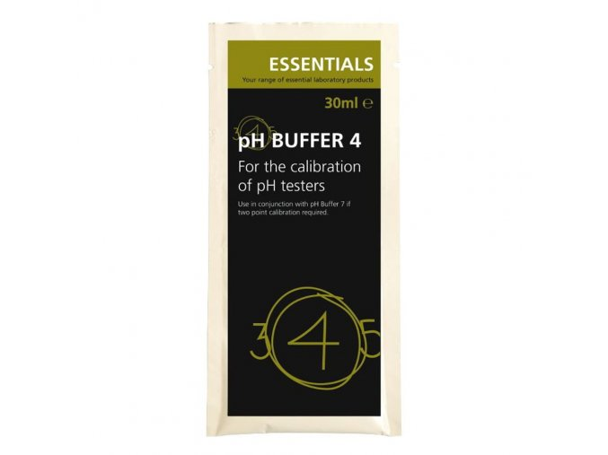 Kalibrovací roztok Essential  pH 4,01 - 30ml - 1ks