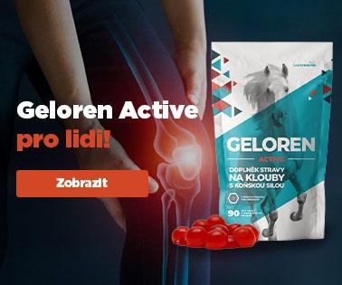 Geloren active