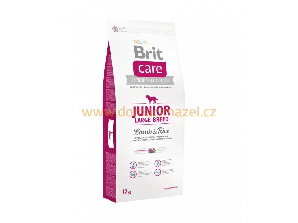 brit care junior large breed 1