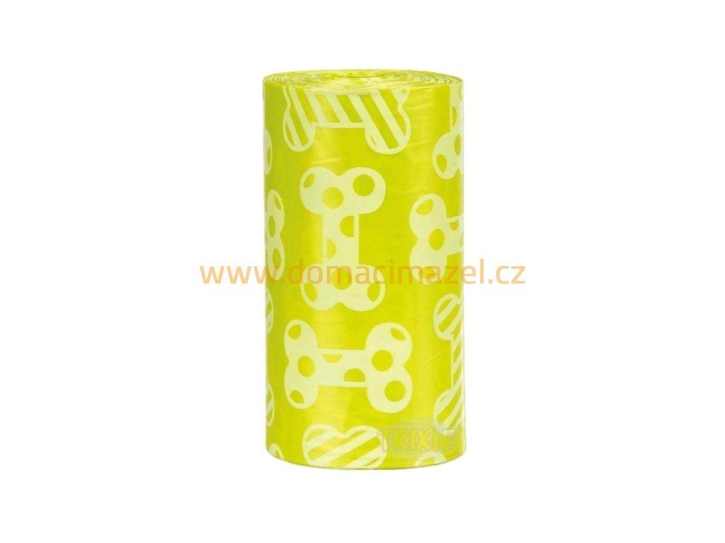Trixie náhradní sáčky s vůní citrónu (4x20 ks)