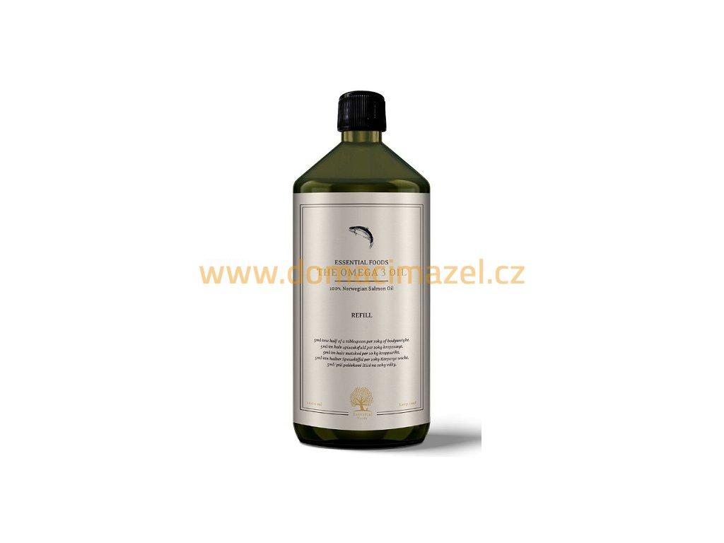527 1 novy obal essential foods omega 3 oil 1l