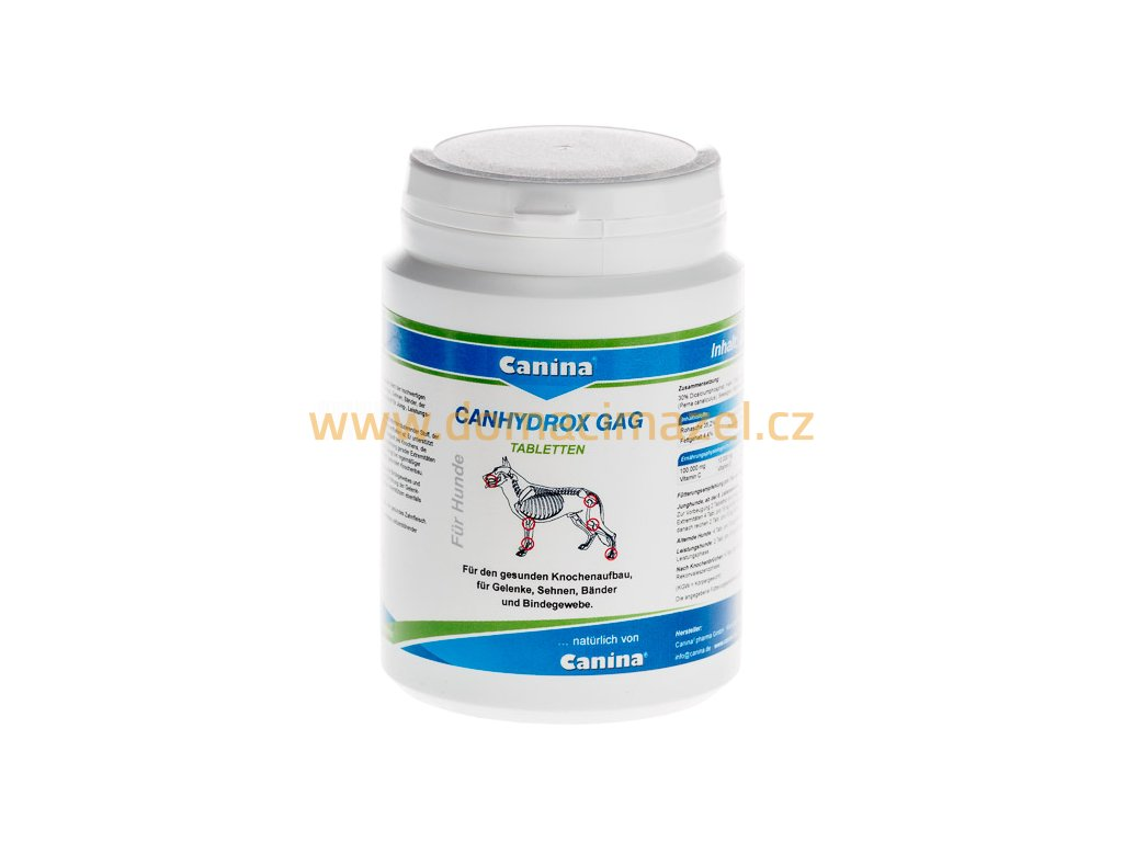 canina canhydrox gag tabs 200g