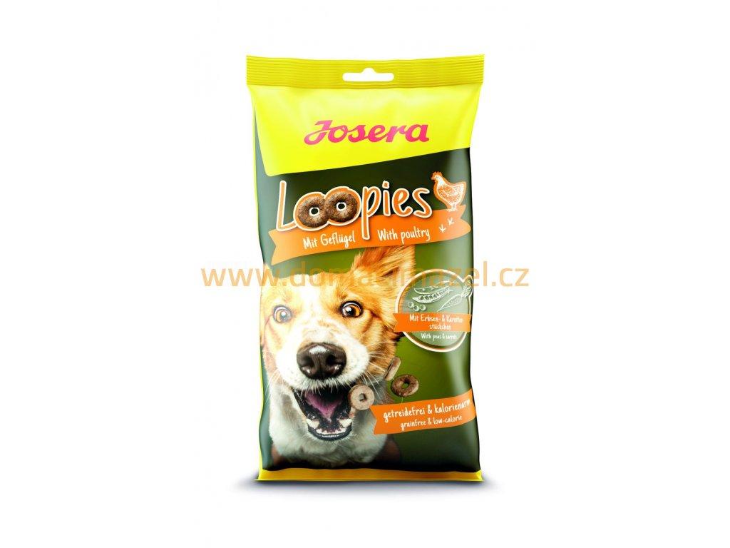 11x Josera Loopies mit Gefluegel 150g 31546