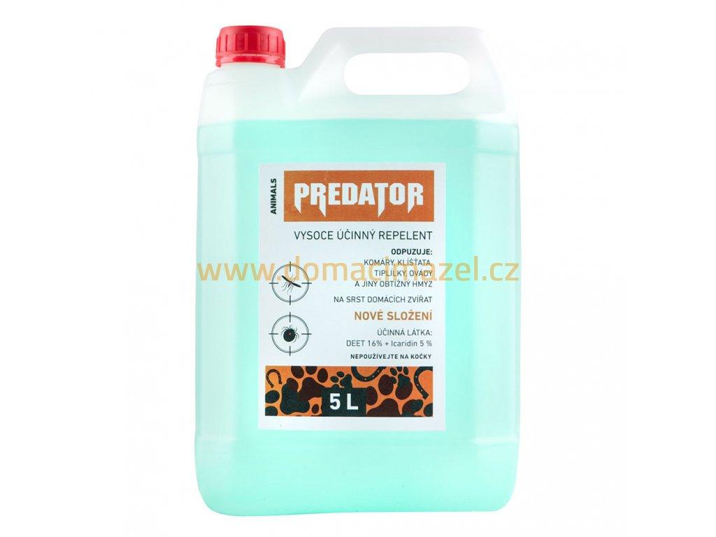 Predator Animals 5L