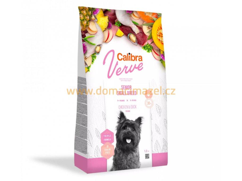 cakubra verve senior small breed