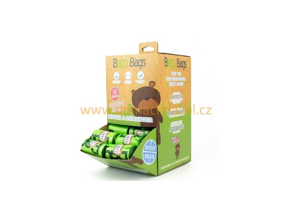 Vrecka na exkrementy Beco 960 ks ekologicke 1109201902302627894