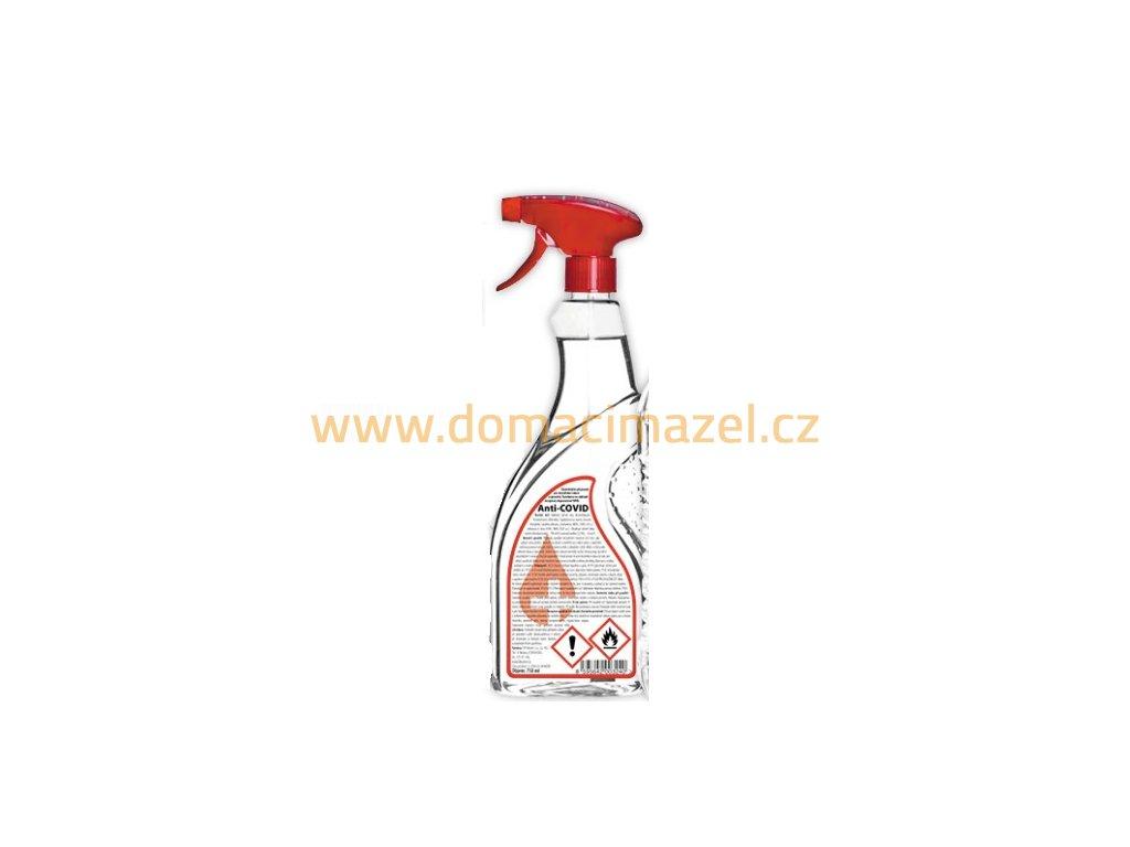 Anti-COVID 500ml rozprašovač dezinfekce