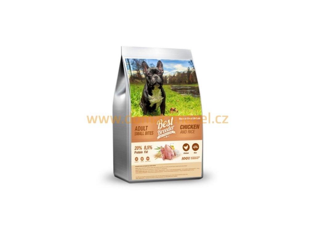 Best Breeder Adult Small Breed Chicken & Rice
