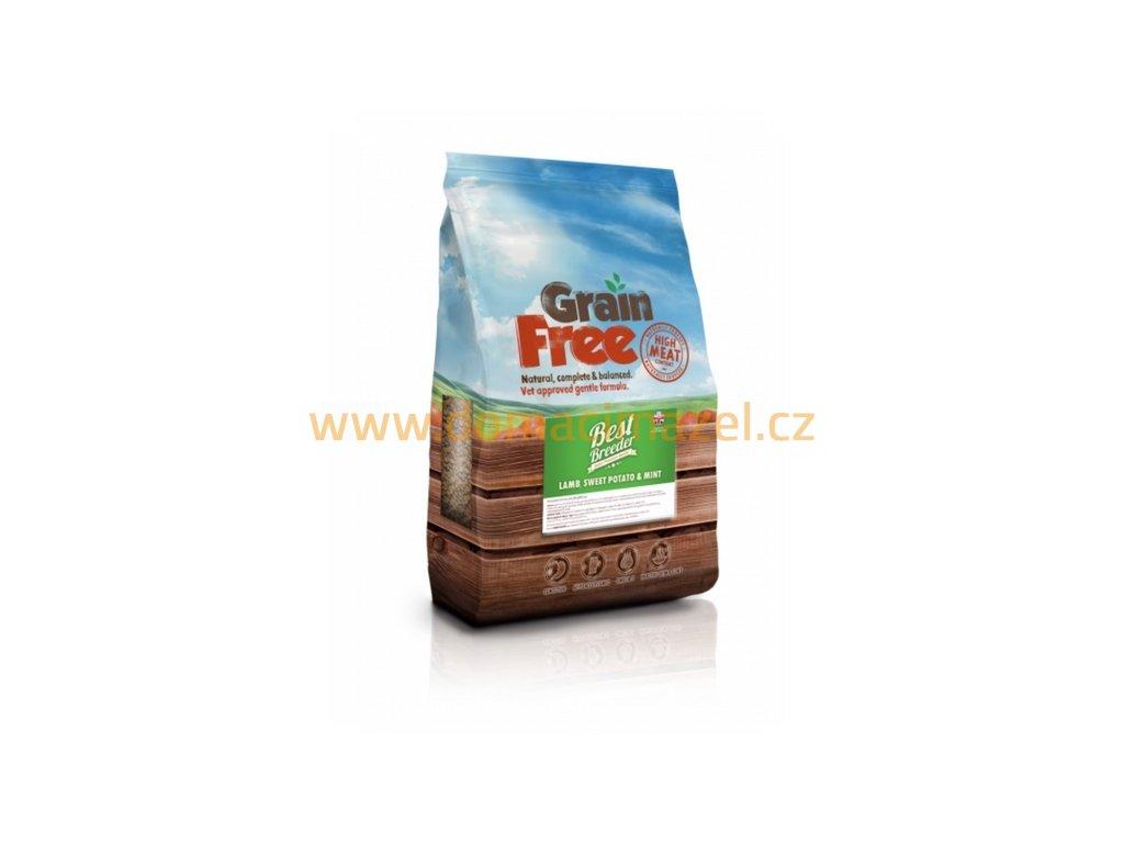 Best Breeder Grain Free Lamb & Sweet Potato with Mint