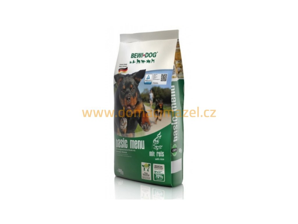 Bewi Dog Basic Menu 25 kg